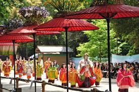 5月15日 葵祭